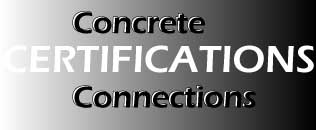 this is a logo link for a eau claire wisconsin concrete company named concrete connections